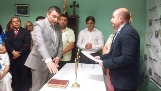 Miguel Estefan, Jefe de Gabinete de la Municipalidad de La Banda.